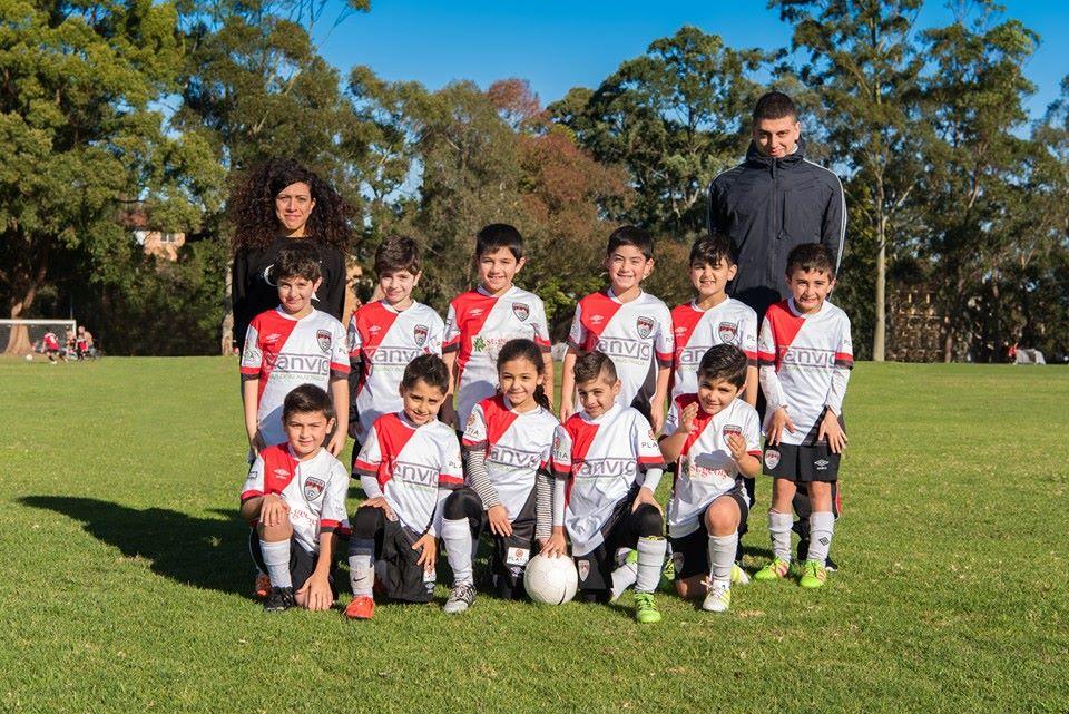 Ararat Soccer u8