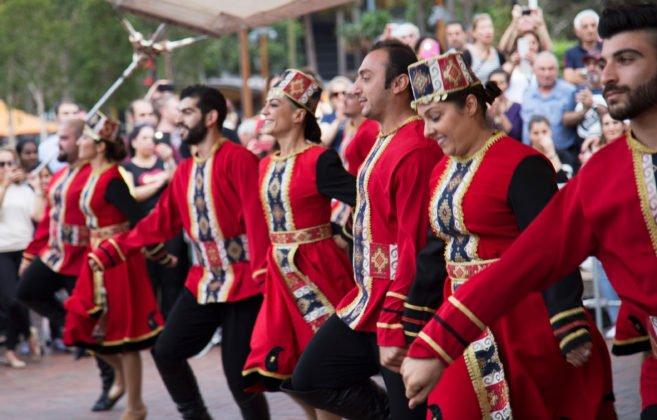 Nairi Dance