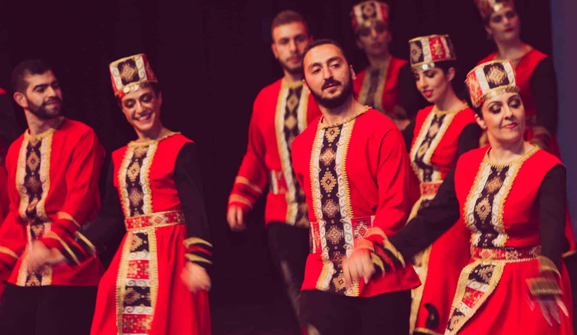 Nairi Dance 2015