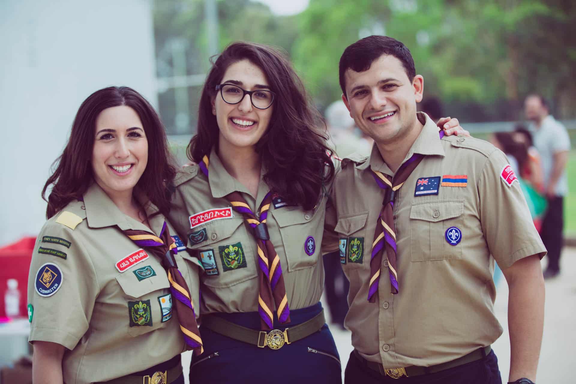 Ararat Scouts 2015